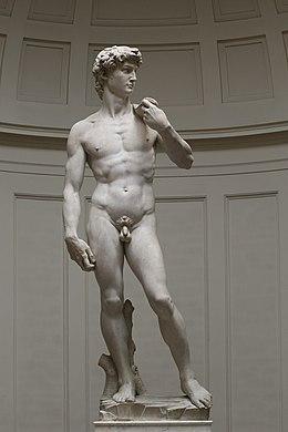 A M. David, statuaire - Victor Hugo 260px-%27David%27_by_Michelangelo_Fir_JBU002