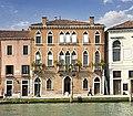 (Venise) - Fondamenta delle Zattere - Casa Dal Maschio.jpg