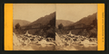 (View of bridge, river, rocks.)San Jose, California, from Robert N. Dennis collection of stereoscopic views.png