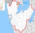 Åmål Municipality in Västra Götaland County.png