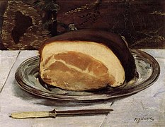 Édouard Manet - Le jambon