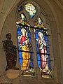 Église Saint-Léger d'Andeville vitrail 4.JPG