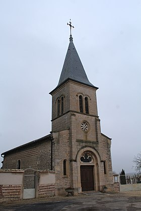 Église Saint-Georges.