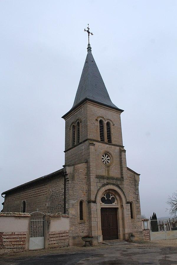 Photo de la ville Dompierre-sur-Chalaronne