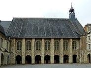 Église abbatiale de l'abbaye du Ronceray