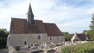 Brévainville - Church of Saint-Claude