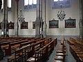 Église de l'Immaculée-Conception - Nef - Tableaux du chemin de croix.jpg