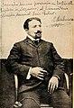 Émile Dubois foto con autógrafo .JPG