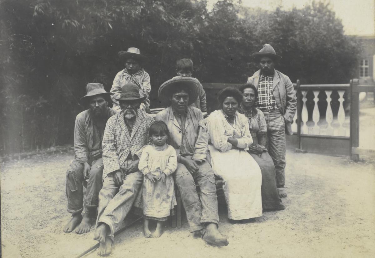 vintage amazonas people