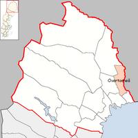 Övertorneå Municipality in Norrbotten County.png