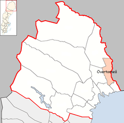 Övertorneå Municipality in Norrbotten County.png