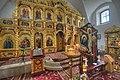 Іллінська церква — церква в селі Суботів Чигиринського району Черкаської області, інтер'єр.jpg