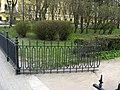 Александровский сад, ограда со стороны набережной03.jpg