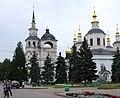 Ансамбль Успенского собора, с колокольней.jpg