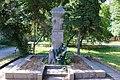 Братська могила 19 танкістів, загиблих при звільненні міста Гнівань вул. Леніна.JPG