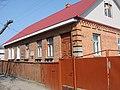 Будинок, у якому жив Котовський, Радомишль.JPG