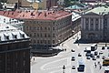 Вид на Санкт-Петербург (Исаакиевская площадь) с Исаакиевского собора - panoramio (2).jpg