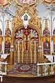 Грецька Всіхсвятська церква Іконостас фото 02.jpg