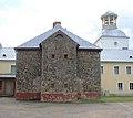 Екабпилс (Латвия) Крустспилский замок - старинное здание - panoramio.jpg