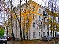 Крупской 19, жилой дом, начало 1950-х гг - panoramio.jpg
