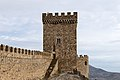 Крым, Судак, Генуэзская крепость 8.jpg