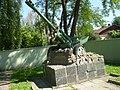 Могила Васильєва І.В., генерал-майора, Героя Радянського Союзу (пам., 1990) P6160257.JPG