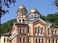 Новоафонский монастырь Святого Пантелеймона - panoramio (3).jpg