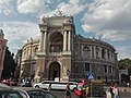 Одеський національний академічний театр опери та балету з вулиці Рішельєвської.jpg