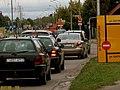 Рамонт дарогі на вуліцы Уладзімірава ... Repair of the road on the street Vladimirova - panoramio.jpg