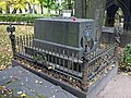 Санкт-Петербург, Тихвинское кладбище, могила Н.И. Селявина.JPG