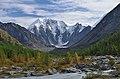 Северо Чуйский хребет. Вершина Карагем баши (3962 м).jpg