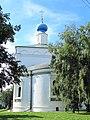 Спасо-Преображенский собор рязанского кремля, вид с севера.JPG