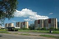 С улицы Островского на ул. Высоцкого нечетную сторону - panoramio.jpg