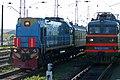 ТЭМ18Д-037, Россия, Иркутская область, станция Тайшет (Trainpix 189276).jpg