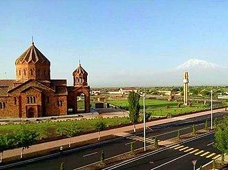 Artashat, Armenia - Artashat in 2015