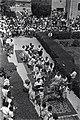 """ירושלים - חגיגת הבאת ביכורים לקק""""ל, בחצר המוסדות בירושלים.-JNF039452.jpeg"""