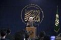 سخنرانی علیرضا پناهیان در جمع هیئت های مذهبی در قصر شیرین به مناسبت بیست و دوم بهمن ماه Alireza Panahian 21.jpg
