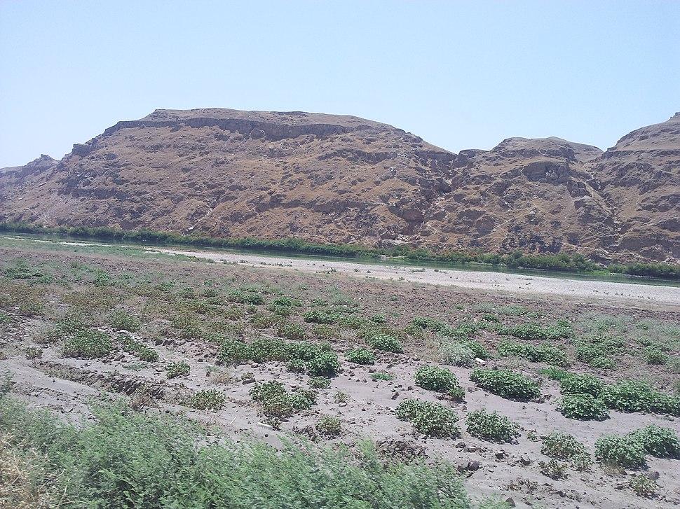 صورة من قرية سديرة وسطى التابعة لقضاء الشرقاط-- 2013-10-21 19-35