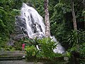 จังหวัดระนอง Ranong Province at water fall , By HS3CMI - panoramio.jpg