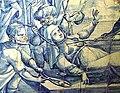 წმ. ქეთევან დედოფლის წამების სცენა – The scene of martyrdom of St. Queen Ketevan.JPG