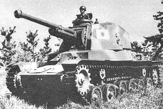 Type 97 Chi-Ha medium tank - Type 3 Chi-Nu medium tank