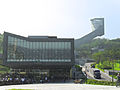 북서울꿈의숲 아트센터, 전망대.JPG