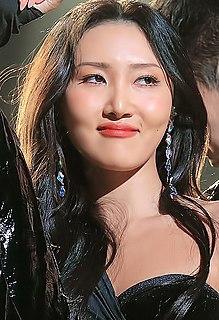 Hwasa South Korean singer (born 1995)