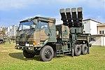 11式短距離地対空誘導弾 高射学校・11短SAM.jpg
