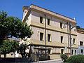 010 Ajuntament de Sant Andreu de Llavaneres, façana lateral.JPG