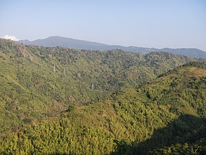 Angat Watershed Forest Reserve - The southern Sierra Madre range in Bulacan