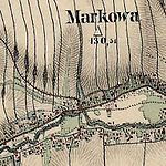 01869 Markowa Galizien), Josephinische Landesaufnahme (1809-1869).jpg