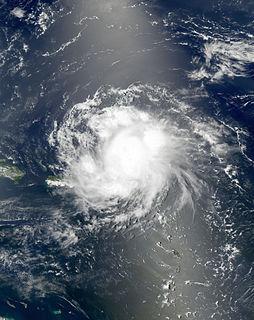 Tropical Storm Chris (2006) Atlantic tropical storm in 2006