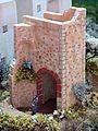 041 Maqueta del poble de Mont-roig del Camp al Centre Miró, portal de la Canal.jpg