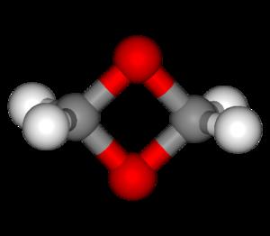 1,3-Dioxetane - Image: 1,3 dioxetane 2